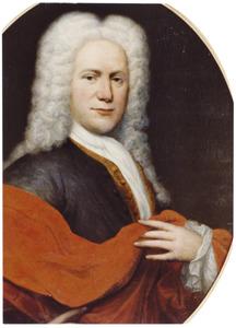 Portret van Cornelis Ketelaar (1690-1764)