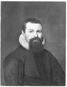 Portret van Eleazar Lootius (1595-1668)