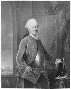 Portret van Johan Herman Sigismund van Nagell (1730-1784)