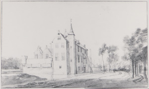 Kasteel Nieuwenroy of Oud-Heusden