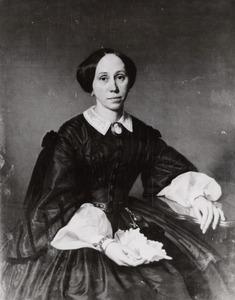 Portret van Anna van Dommelen ( -1868)