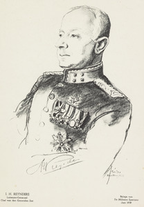 Portret van Izaak Herman Reynders (1879-1967)