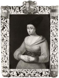 Portret van Jeanne de Salembien (....-....)
