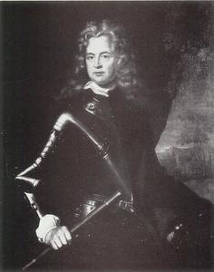 Portret van Johann Georg II von Anhalt-Dessau (1627-1693)