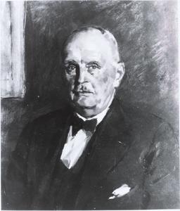 Portret van Hendrikus Egbertus ten Cate (1868-1955)