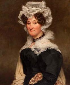 Portret van Catharina Helena Maria van Beusechem (1779-1845)