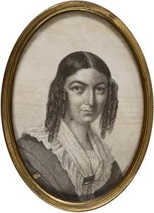 Portret van Antoinette Petronille Jacqueline Rigano (1798-1875)