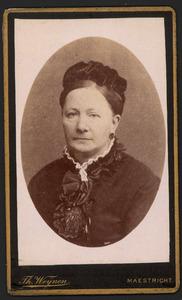 Portret van Cranen