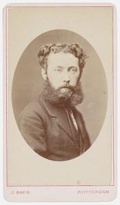 Portret van v.d. Vliet