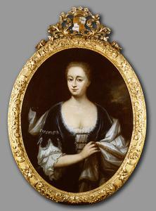 Portret van Maria Catharina Collard (1696-1727)