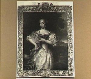 Portret van Antoinette van Foreest (1674-1697)