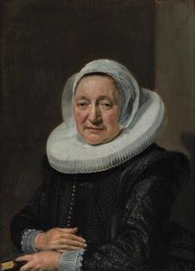 Portret van een vrouw, mogelijk Judith van Breda