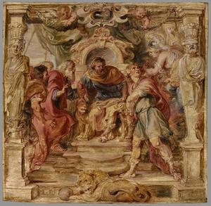 De toorn van Achilles