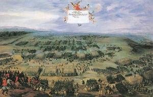 De Slag bij de Witte Bergen, 8 november 1620