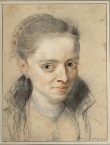 Studie van Suzanna Fourment (1599-1628)