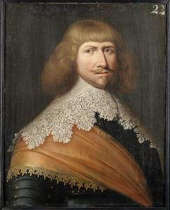Portret van Adriaan van der Mijle