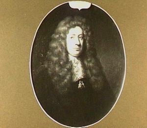 Portret van Dominicus van Roosmale (....-1689)