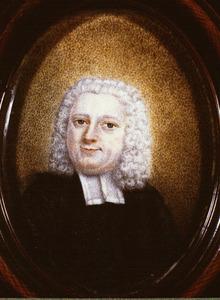 Portret van Petrus van der Hagen (1697-1762)