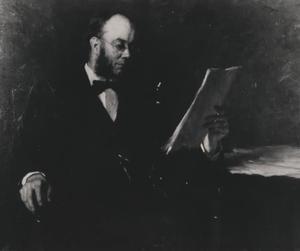 Portret van Nicolaas Gerard Pierson (1839-1909)