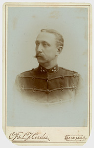 Portret van Albert Simon Eliza van Tets (1851-1936)