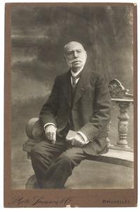 Portret van J.A. Chevallier