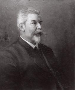 Portret van Pieter Gerard Copijn (1854-1927)