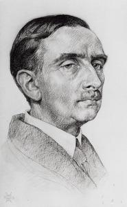 Portret van Jean Francois van Royen (1878-1942)
