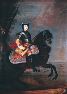 Portret van Johan Hendrik van Isendoorn à Blois (1666-1703)