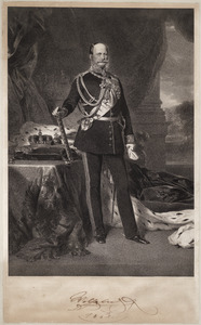 Portret van Wilhelm I van Pruisen (1797-1888)