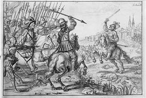 Radulf verdedigt de stad Roskilde tegen de Wenden