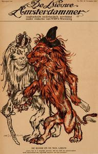 De Roode en de Nederlandsche Leeuw