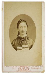 Portret van J. Haverkamp