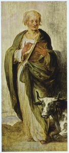 De evangelist en apostel Marcus