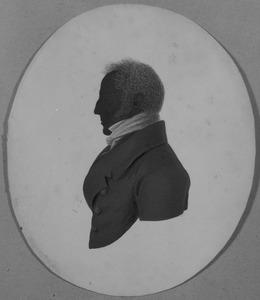 Portret van Louis Gerard Bouricius (1796-1863)