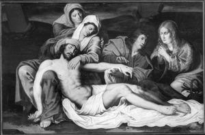 De bewening van Christus (Marcus 15:41)
