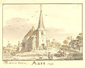 De kerk van Aerdt