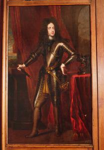 Portret van graaf Hendrik Casimir II van Oranje-Dietz (1657-1696)