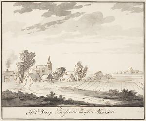 Het dorp Bussum