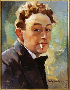Portret van Piet van der Hem (1885-1961)