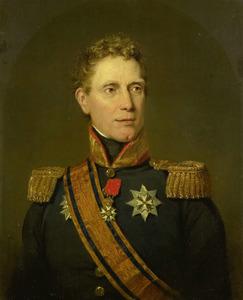 Portret van Jan Willem Janssens (1762-1838)