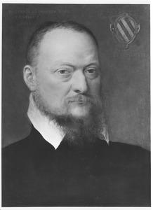 Portret van Jan van Hembyze (1513-1584)