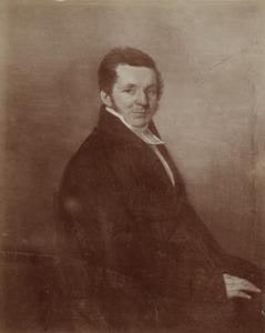 Portret van Wessel Scholten (1785-1856)