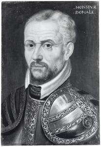 Portret van Claude de Lorraine (1526-1573), hertog van Guise