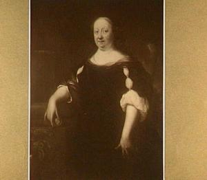 Postuum portret van Geertruida Margaretha van Varick (..-1666)