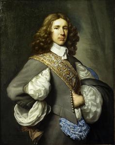 Portret van Willem van Liere (1620-1654)