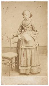 Portret van Elisabeth Jans Heeringa (1857-1934)