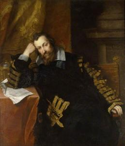 Portret van Henry Percy, 9th Earl of Northumberland (1564-1632)