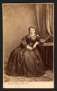 Portret van Anne van Genabeth