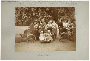 Portret van familie Teding van Berkhout