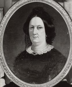 Portret van Sara Petronella Catharina Royaards (1809-1862)